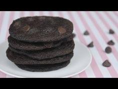 How to Make Easy Bake Oven Chocolate Cookies #easybakeoven