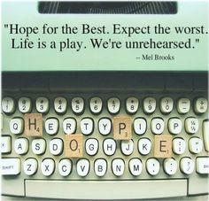 Hope Typewriter