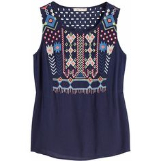 I think this would be AMAZING!!!  I love embroidered tops and it looks not see-through.
