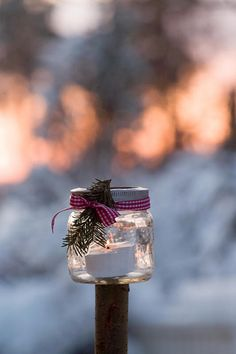 Candle Jars!