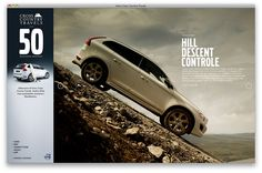 Volvo Cross Country Travels | Web