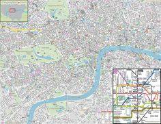 london city centre free travel guide must see sights best destinations visits London top tourist attractions map