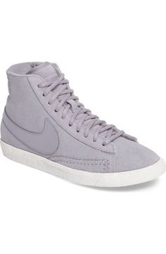 Nike 'Blazer Mid' Sneaker (Women) available at #Nordstrom