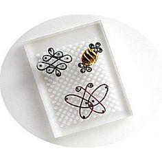 Wire jig patterns for jewelry | Wigjig Olympus Lite Jig | Olympus Jigs