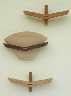 Keep you coffee close and your coffee filters closer An elegant wooden coffee filter holder that keeps your filters at the tip of your fingers. It comes with em