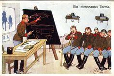 Austria, Austro Hungarian, Military Uniforms, Caricature, War, Painting, Belle Epoque, Bosnia, Hungary
