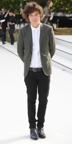 Harry's style !