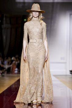 Zuhair Murad Couture Fall Winter 2016 Paris - NOWFASHION