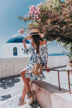 Santorini, Greece, Facebook, Fall, Instagram, Style, Fashion, Flipping, Finals