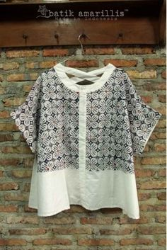 batik blouse.. but im thinking about it to be outer..