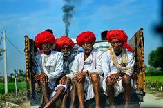 Rajasthan old men - null