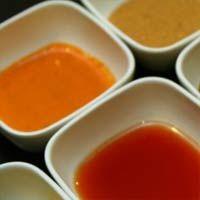 Condimentos y salsas
