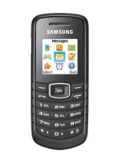 Samsung E1080 оснащена всеми основными функциями и привлекает современным дизайном. Кроме того, в этом телефоне имеются некоторые дополнительные возможности, например, приложения для повышения безопасности и функция ограничения длительности разговора. Вы можете быстро и легко воспользоваться любой из основных или дополнительных функций благодаря тому, что телефон выполнен в классическом форм-факторе.