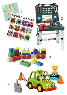 Joburg Moms: Birthday gifts for a 2 year old boy
