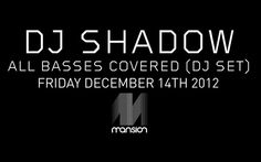 Le set interrompu de DJ Shadow au Mansion Miami disponible