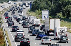 """BERLIN (AP) — A new report showed greenhouse gas emissions in the European Union rose in 2015, the first increase since 2010, even as European officials on Thursday urged the United States to remain part of a global climate pact.  """"Road transport emissions — about 20 percent of total EU greenhouse gas emissions — increased for the second year in a row in 2015, by 1.6 percent,"""" the agency said."""