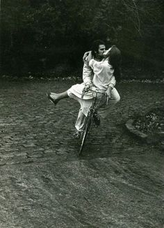 Creative Love, Bike, Bicycle, Ride, and Romance image ideas & inspiration on Designspiration