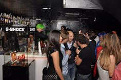 #gshock #gshock30italia #lamela #napoli
