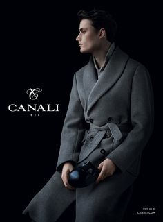 anali is a clothing company based in Italy specializing in luxury men's clothing