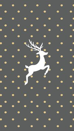Gold And Grey Reindeer Wallpaper For iPhone christmas christmas pictures christmas ideas christmas wallpapers holiday wallpaper christmas backgrounds wallpaper Wallpaper Natal, Christmas Phone Wallpaper, Holiday Wallpaper, Cool Wallpaper, Wallpaper Backgrounds, Winter Backgrounds, Wallpaper Ideas, Backgrounds Free, Deer Wallpaper