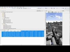 #12 CityEngine Tutorial: Scripted Report Export --- This video explains how the Script Based Exporter can be used to extract specific metadata from the CityEngine scene. In the shown example, the data is exported as a text file.