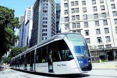 Pregopontocom Tudo: Prefeitura do Rio adia inauguração do VLT para o dia 5 de junho....