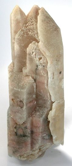 Montmorillonite, Quartz - White Queen Mine, Hiriart Mountain, Pala District, San Diego Co., California.