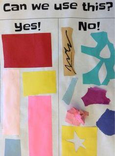 Mini Matisse: Magnate Color Wheel idea from Alicia Eggers