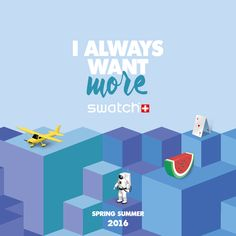 Swatch – I Always Want More
