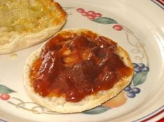 Crock Pot Apple Butter from Food.com: This is just one of my comfort foods. I love it slathered on homemade biscuits. MMMMmmmm...so good.