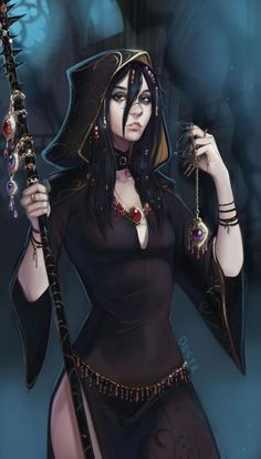 Dark mage cloak of Skyrim. Get your free copy of Surface World, a dnd fantasy novel. Dungeons And Dragons Characters, Dnd Characters, Fantasy Characters, Female Characters, Fantasy Women, Fantasy Girl, Dark Fantasy, Fantasy Witch, Fantasy Character Design