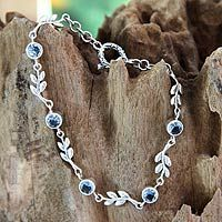 Or maybe just a something blue bracelet