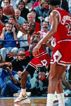 Michael Jordan, 1989