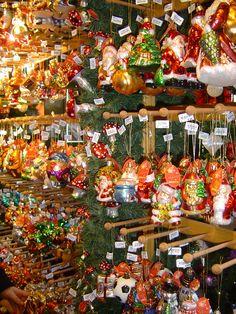 At 'Kathe Wohlfahrt', ChristmasMarket in 'Köln' 2013.