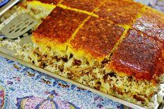 TAHCHIN MORGH ته چین مرغ – Persian Mama