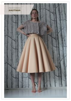 Final Collection / FRL W / Hautnah / S/S 2015 / WWW.FRLW.DE #FRLW #hautnah #s/s2015 Tulle, Skirts, Collection, Fashion, Moda, La Mode, Tutu, Skirt, Fasion