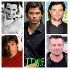 Tom Welling, Men's Toms, Smallville, Gorgeous Men, Superman, Che Guevara, Sexy, Movies, Movie Posters