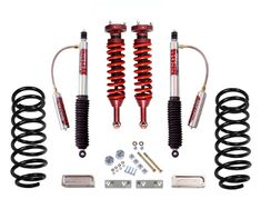 Toytec BOSS Performance Suspension System for 10+ 4Runner and FJ