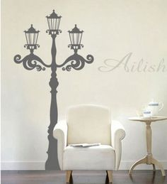 Olive tree 2013 fashion street lamp wall stickers wall stickers wall stickers $21.63