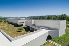 Nadir Afonso Art Museum in Chaves, Chaves, 2015 - Álvaro Siza Vieira