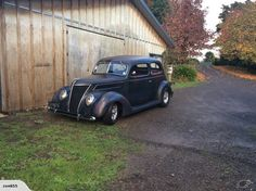 1937 Ford | Trade Me
