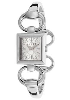 Gucci Women's Tornabuoni Stainless Steel Silver-Tone Dial - Watch YA120514,    #Gucci,    #YA120514,    #WatchesFashionQuartz