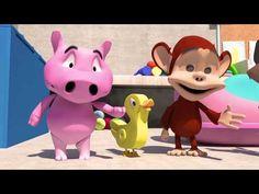 Hola, Hola - Bienvenidos al Jardín - YouTube Piggy Bank, Pikachu, Make It Yourself, Videos, Youtube, Preschool Learning, Montessori Activities, Nursery Rhymes, Musica