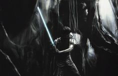 Selected Star Wars works