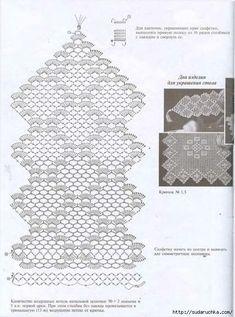 Free Crochet Table Runner Patterns - Her Crochet Crochet Bookmark Pattern, Crochet Doily Diagram, Crochet Bookmarks, Crochet Doily Patterns, Crochet Blocks, Crochet Doilies, Knitting Patterns, Crochet Diy, Filet Crochet