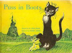 Puss in Boots ~ Robert Jones