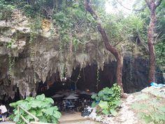 【写真】ベスト4!! 神秘の世界にも行ってみよう「ガンガラーの谷」と洞窟カフェ | Travel.jp[たびねす]