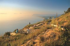Guest post on the Pure Michigan blog: The Beauty of Sleeping Bear Dunes