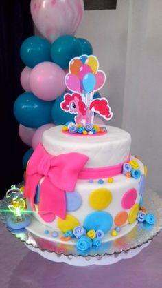 My Little Pony Cake... Pinky Pie...