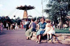 Würstlprater 1954 #wien #vienna
